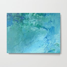 Bahama Bank Metal Print