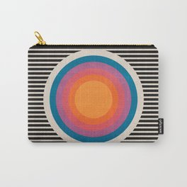 Vintage California Sun Carry-All Pouch