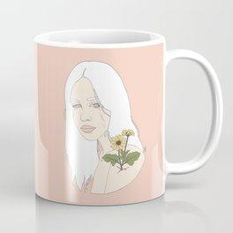 No Rain, No Flowers Coffee Mug