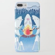 A Shiver of Sharks iPhone 7 Plus Slim Case