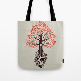 Fourish  Tote Bag