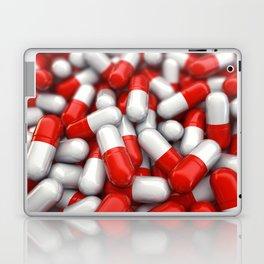 Pharmaceutical capsules Laptop & iPad Skin