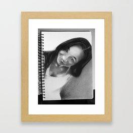 Madison-Curiosity Framed Art Print