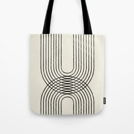 Arch duo 1 Mid century modern Tote Bag