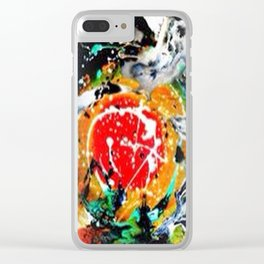 Nr. 650 Clear iPhone Case