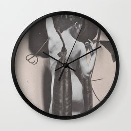 Pea Early Giant Wall Clock