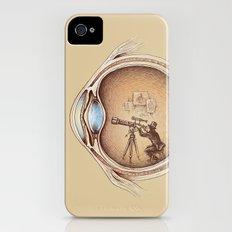 Extraordinary Observer iPhone (4, 4s) Slim Case
