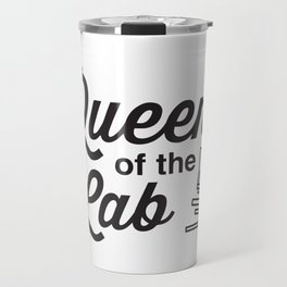 Queen Of The Labs Travel Mug