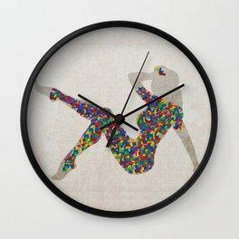 Pop Chic Wall Clock