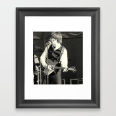 Wanna Be Beatle Framed Art Print