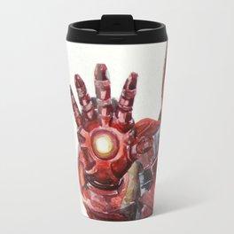 Iron Man Travel Mug