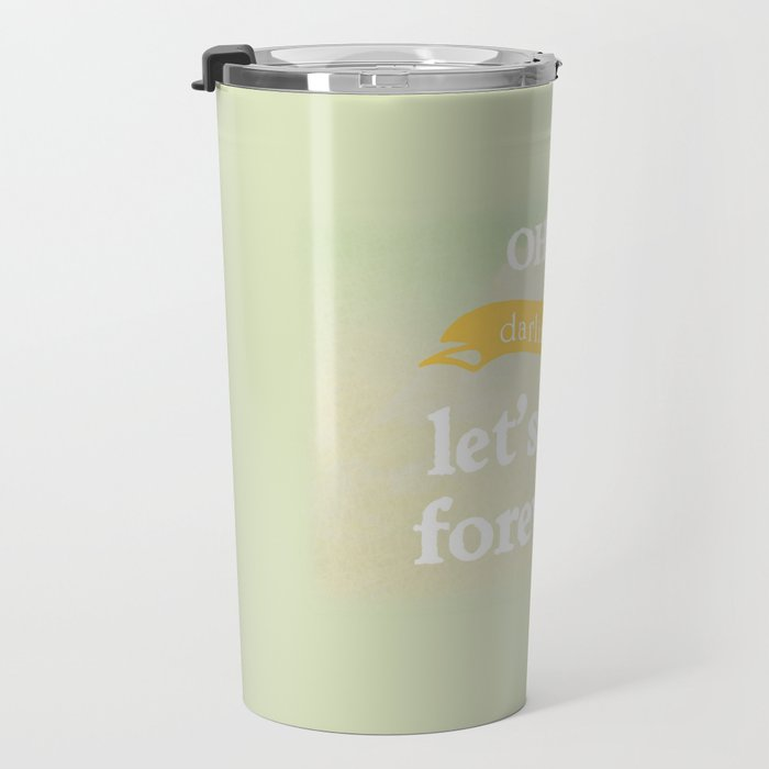 Oh Darling! Travel Mug
