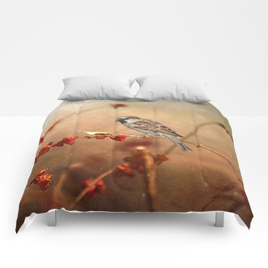 The Sparrow Comforters