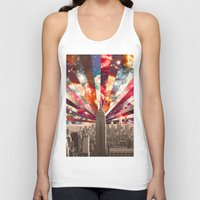 monika strigel Tank Tops featuring Superstar New York by Bianca Green