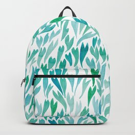 Mermaid Tails Watercolour | Original Palette Backpack