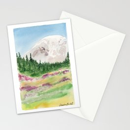 Spring Mountain Stationery Cards