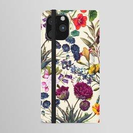 Magical Garden V iPhone Wallet Case