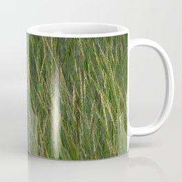 Egret in Tall Reeds Coffee Mug