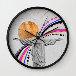 Soul do Rio Wall Clock