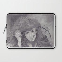 Curly Girl Laptop Sleeve