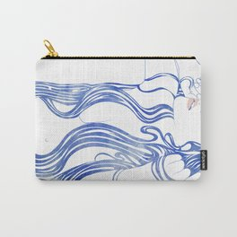 Water Nymph XXXIV Carry-All Pouch