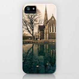 Reflections II iPhone Case