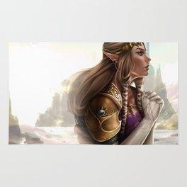 Zelda: Twilight Princess Rug
