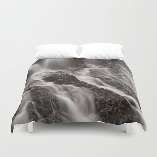 Hays Falls Duvet Cover