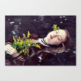 ophelia Canvas Print