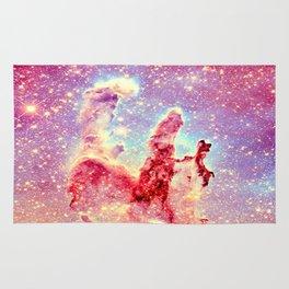 Galaxy: the pillars of creation nebula Rug