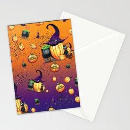 Hokus Pokus Stationery Cards
