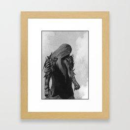 Light Emperor I Framed Art Print