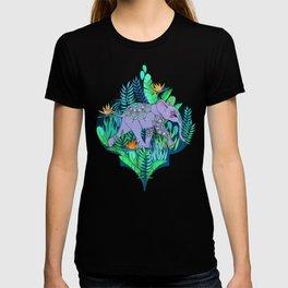 Little Elephant on a Jungle Adventure T-shirt