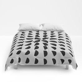 Half Moon Pattern Comforters