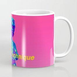 NewOrder Manneken Pis Technique Coffee Mug