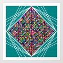 Diamond Knit by amostpeculiar