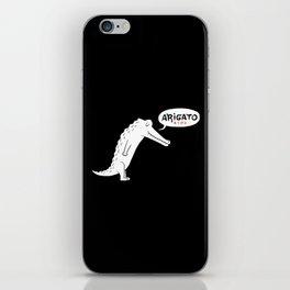 Domo Alligator iPhone Skin