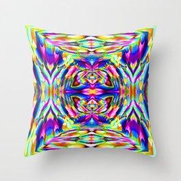 Pattern-316 Throw Pillow