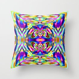 Pattern-316 Throw Pillow