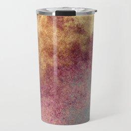 Abstract XIX Travel Mug