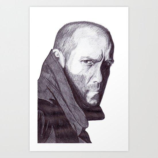 Jason Pentham Art Print