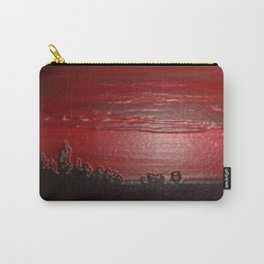 Lacquer Sunset Carry-All Pouch