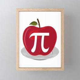 Apple Pie Framed Mini Art Print