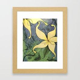 Floraphile Framed Art Print