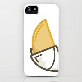 Empanada Caliente iPhone Case