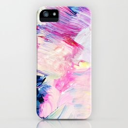 Heydey (Abstract Painting) iPhone Case