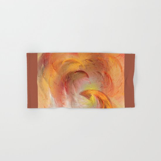the phoenix   (A7 B0121) Hand & Bath Towel