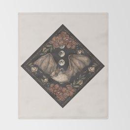 Bat Throw Blanket