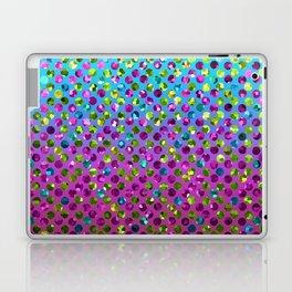 Polka Dot Sparkley Jewels G377 Laptop & iPad Skin