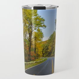 Autumn Road Trip Travel Mug